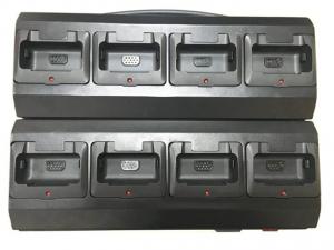 Docking station simplu cu 8 porturi de încărcare pentru camera R18-M405