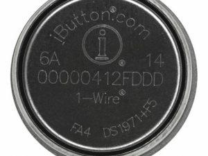 iButton - Identificator puncte control