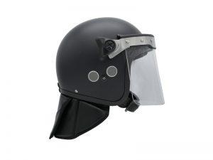 Casca anti-riot PROTEC-X