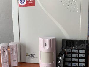 Centrală de detecție si alarmare la efracție CALLISTO 32 (HYBRID)