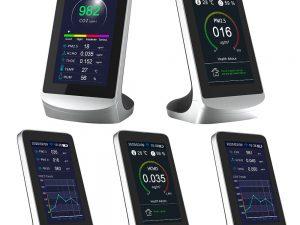 Analizatoare calitate aer Aparat de monitorizare a calității aerului DM72B